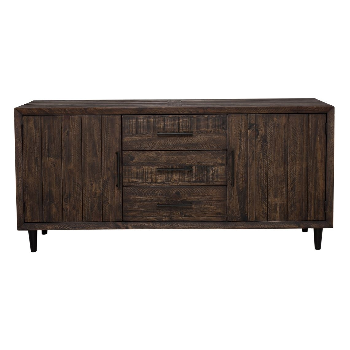 Freedom Furniture And Homewares Within Current 4 Door 3 Drawer White Wash Sideboards (#4 of 20)