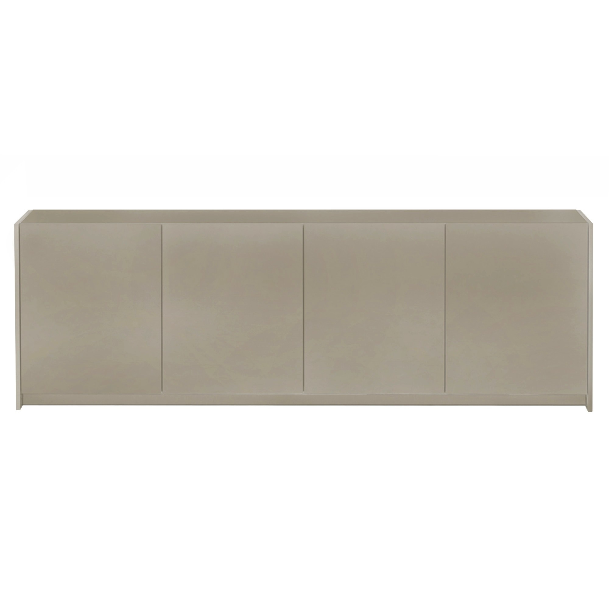 Inspiration about Gloria 4 Door Sideboard | Forniture | Living Room | Connubia With Regard To Most Recently Released Metal Refinement 4 Door Sideboards (#11 of 20)