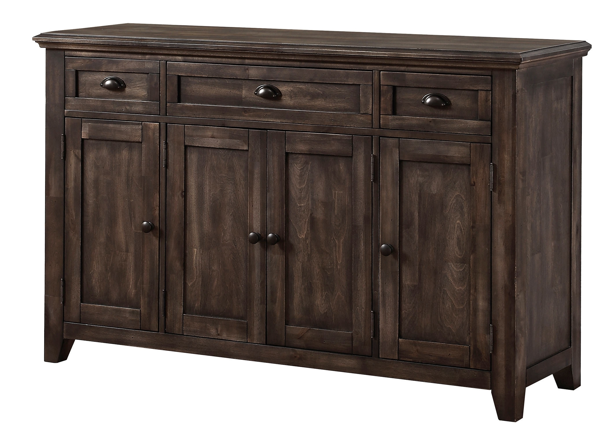 Inspiration about Gracie Oaks Carnmoon Sideboard | Wayfair With 2018 Parrish Sideboards (#13 of 20)