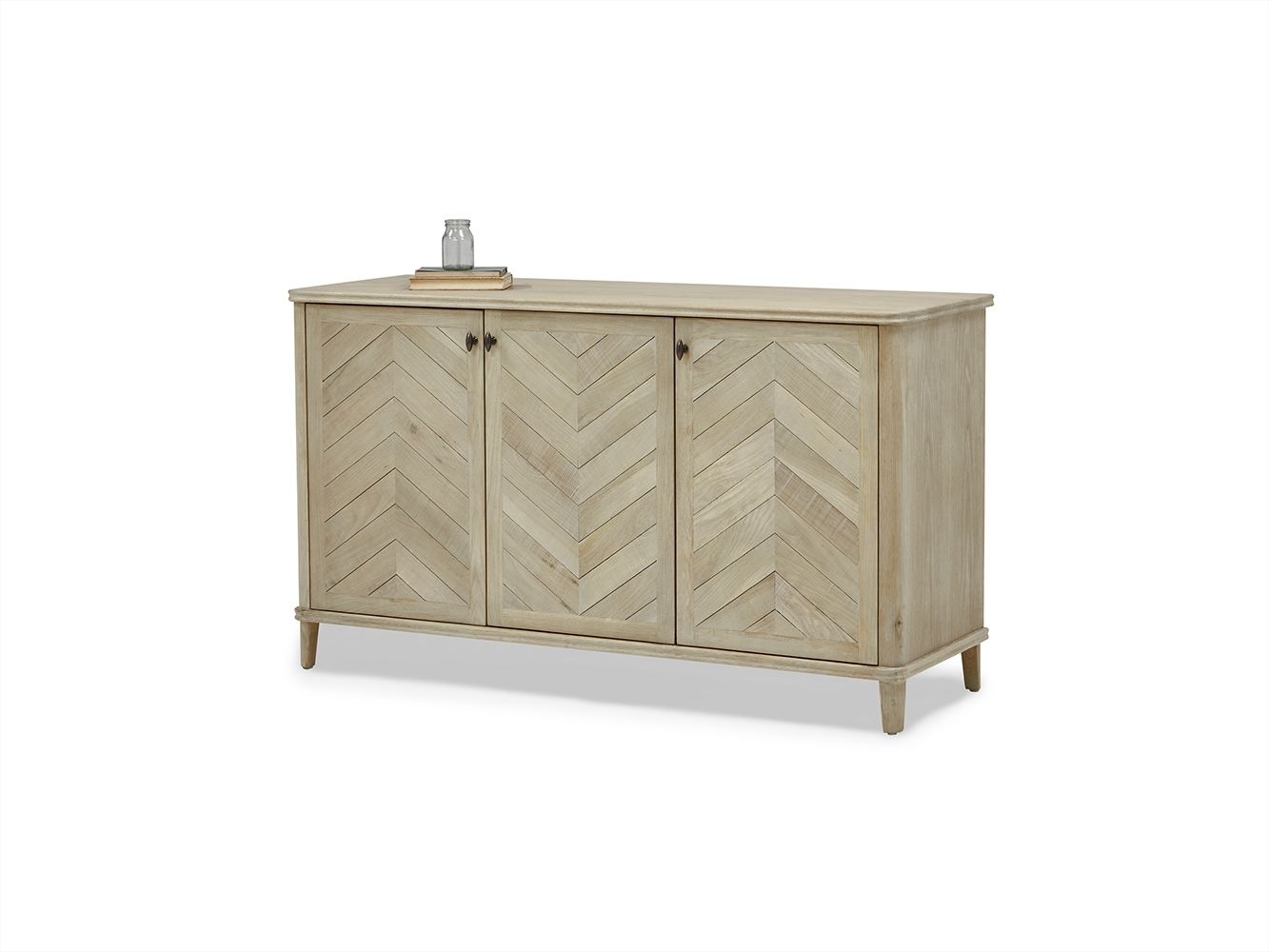 Inspiration about Grand Fandangle Sideboard | Parquet Wood Sideboard | Loaf Within Latest Parquet Sideboards (#1 of 20)