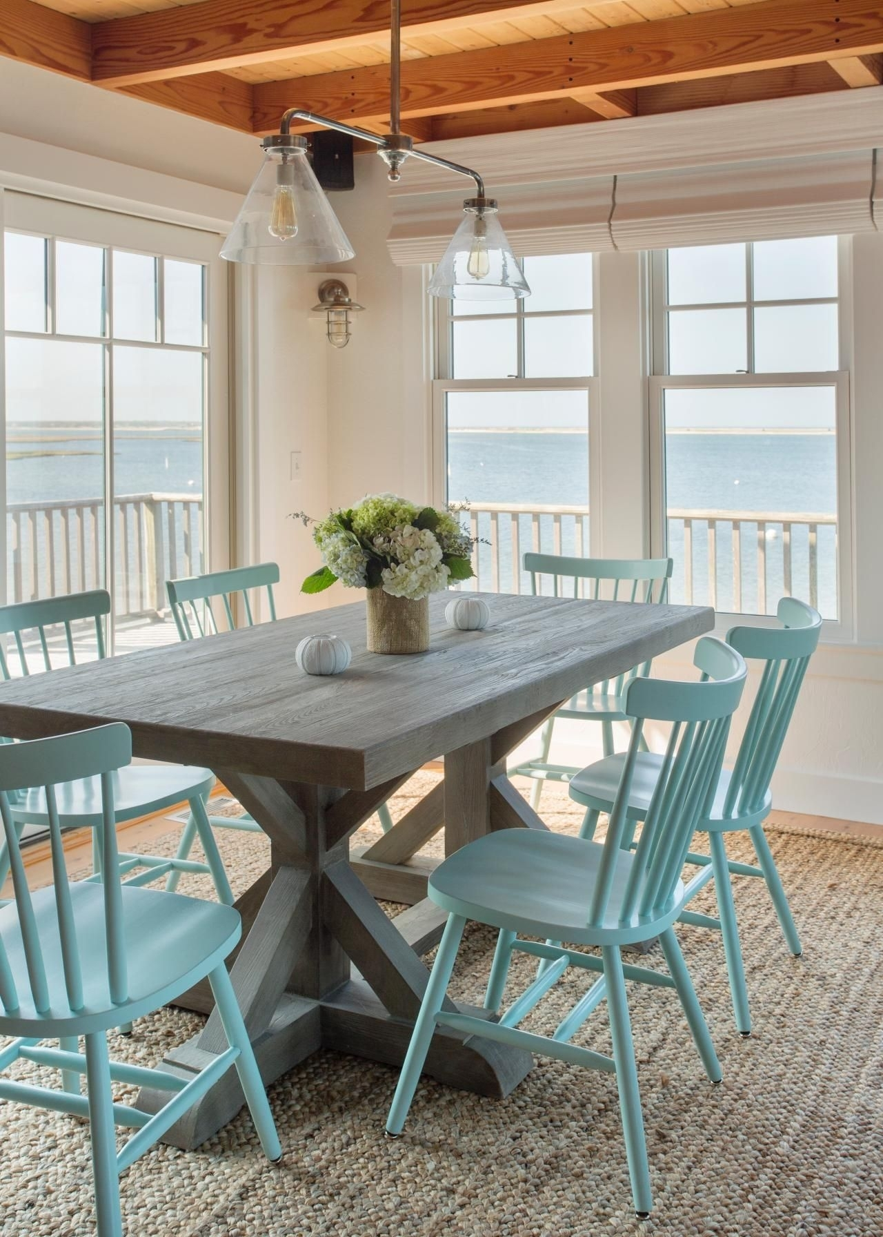 Happy Decor – Who's Pertaining To Trendy Nautical Blue Side Chairs (#4 of 20)