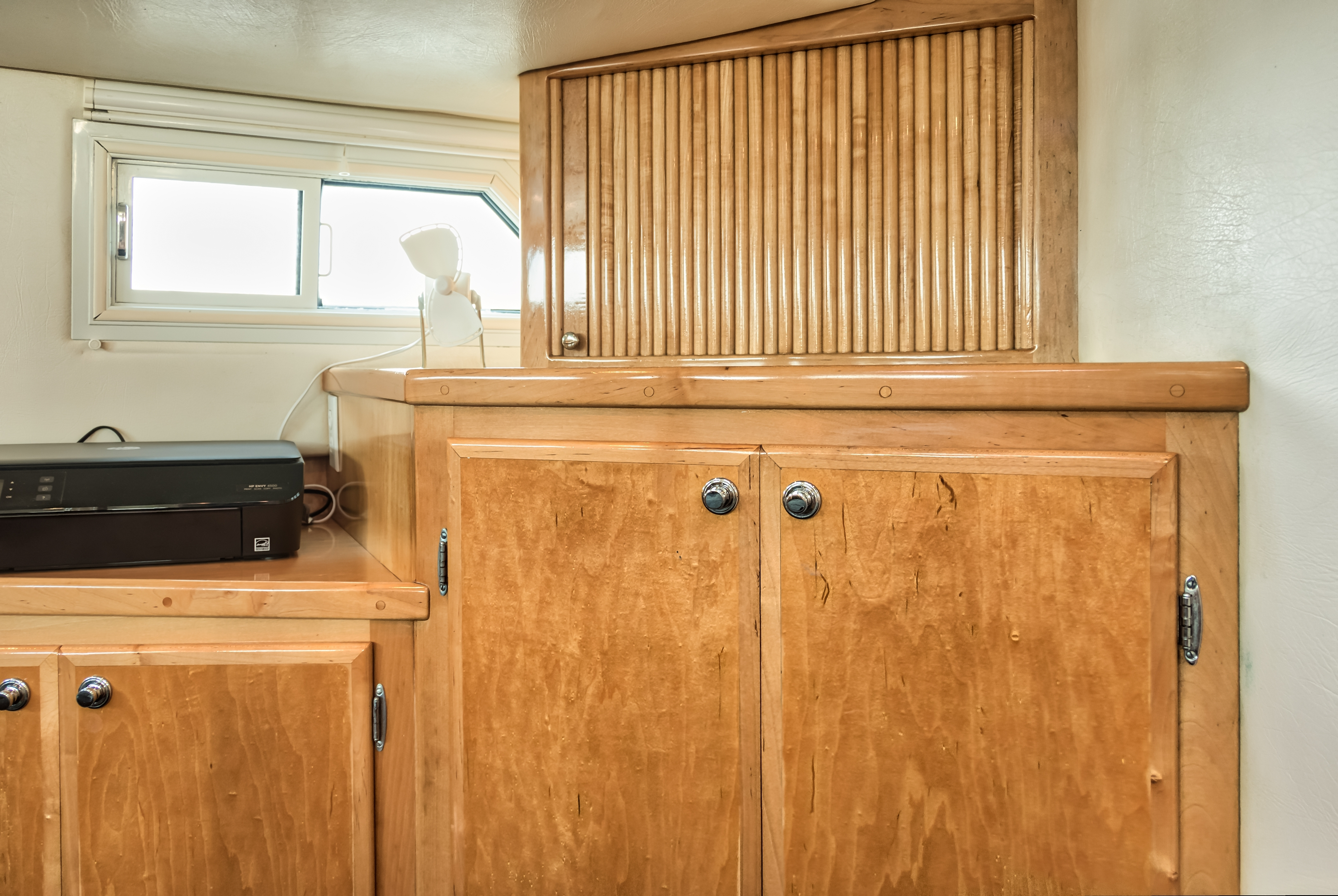 """Hard"""" Ship Custom Trawler 42 Yachts For Sale With Regard To Recent Mikelson Sideboards (View 7 of 20)"""