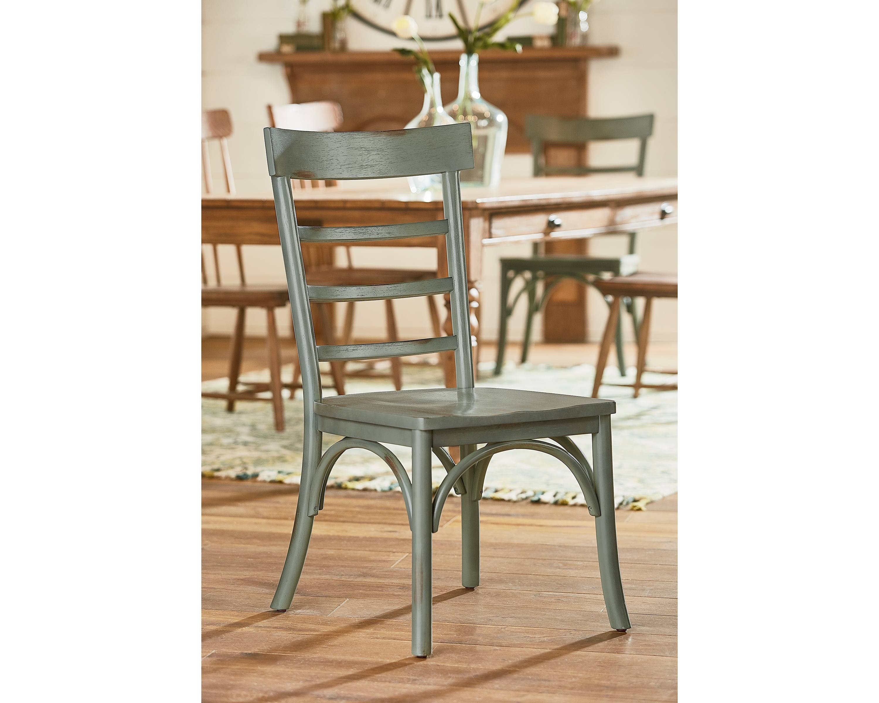 Harper Side Chair – Magnolia Home Intended For Well Known Magnolia Home Harper Patina Side Chairs (#4 of 20)
