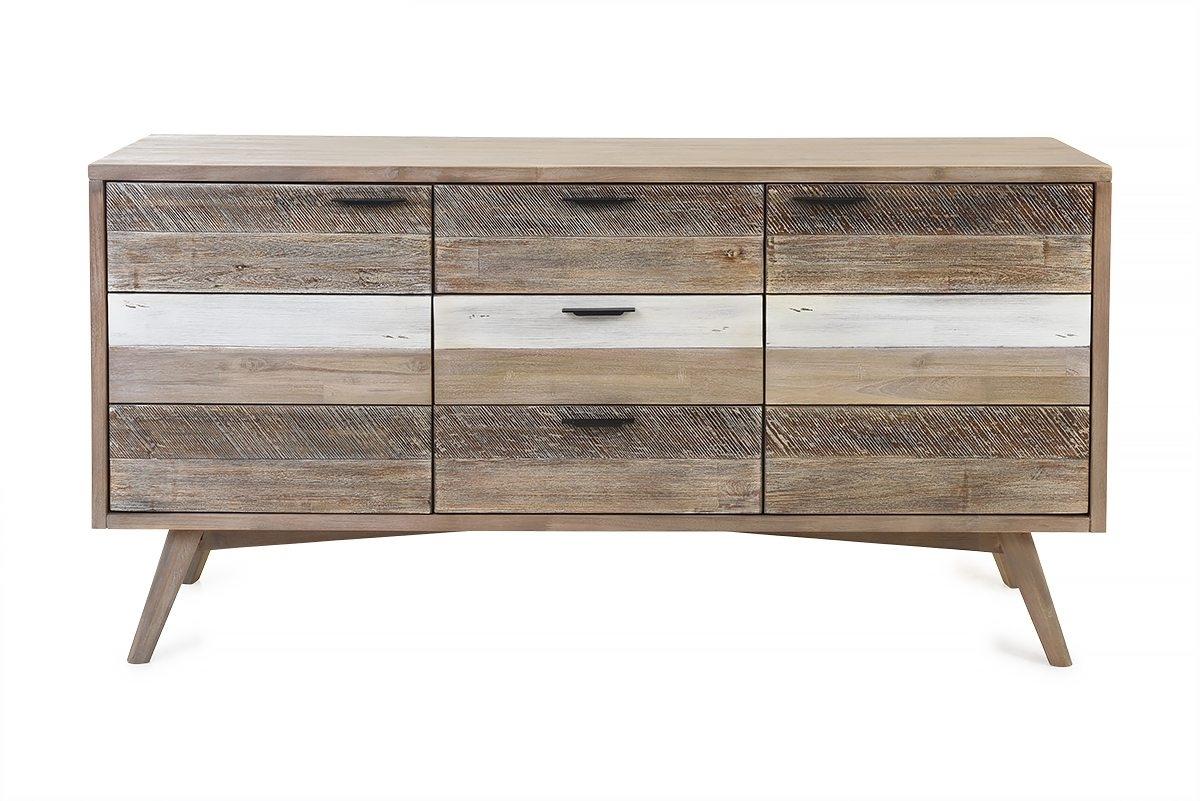 Havana 3 Drawer 2 Door Sideboard – Furniture Stores Ireland Within Latest 3 Drawer/2 Door Sideboards (#7 of 20)