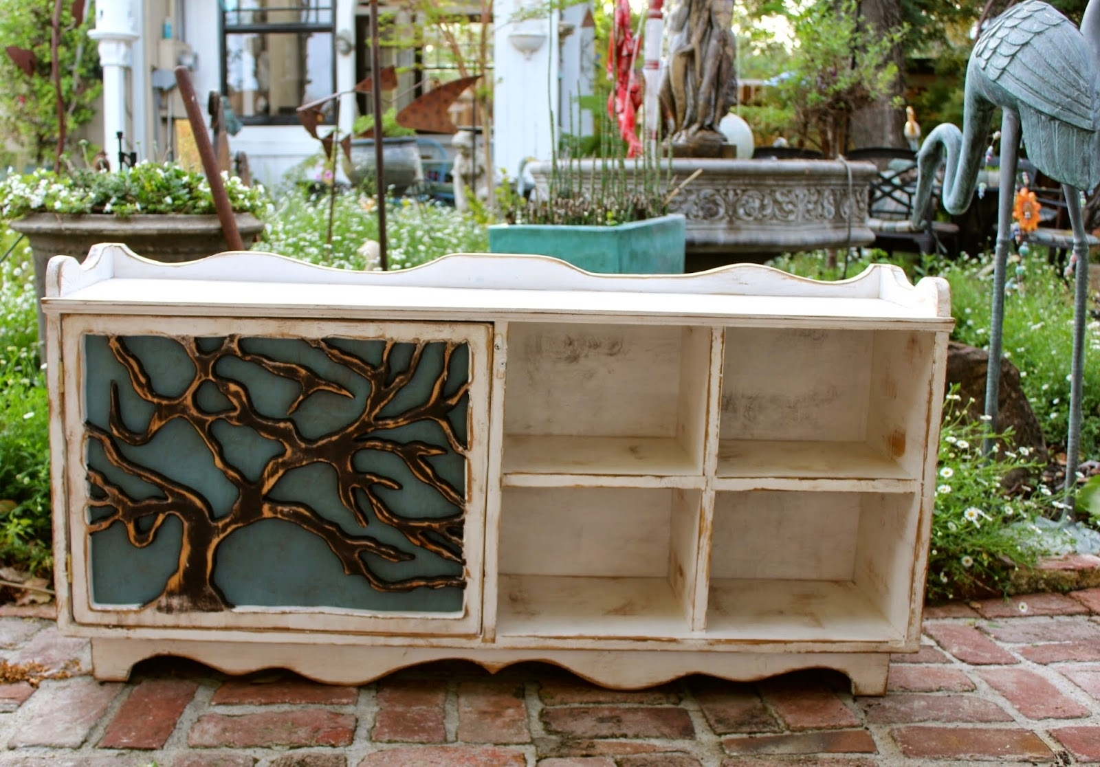Honey's Treasures: March 2015 Within Most Up To Date Moraga Live Edge 8 Door Sideboards (View 20 of 20)