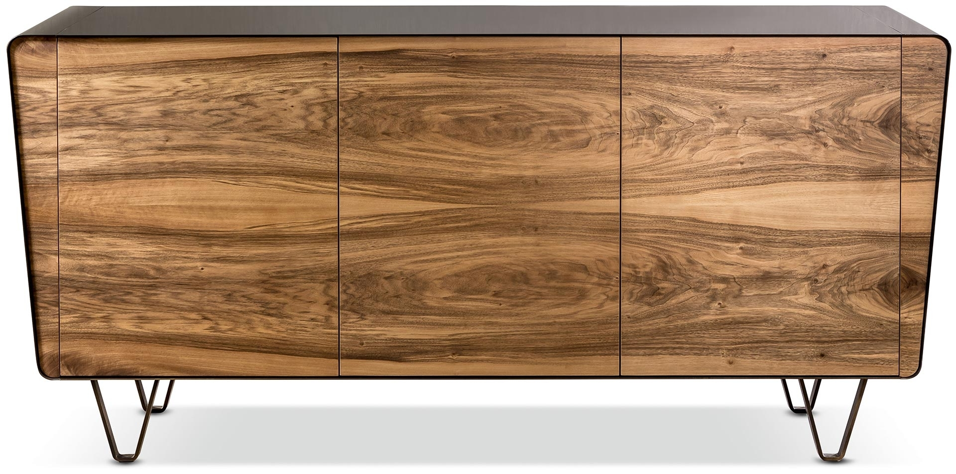 Inspiration about Icaro Sideboard – Cantori With Regard To Current Vintage Finish 4 Door Sideboards (#20 of 20)