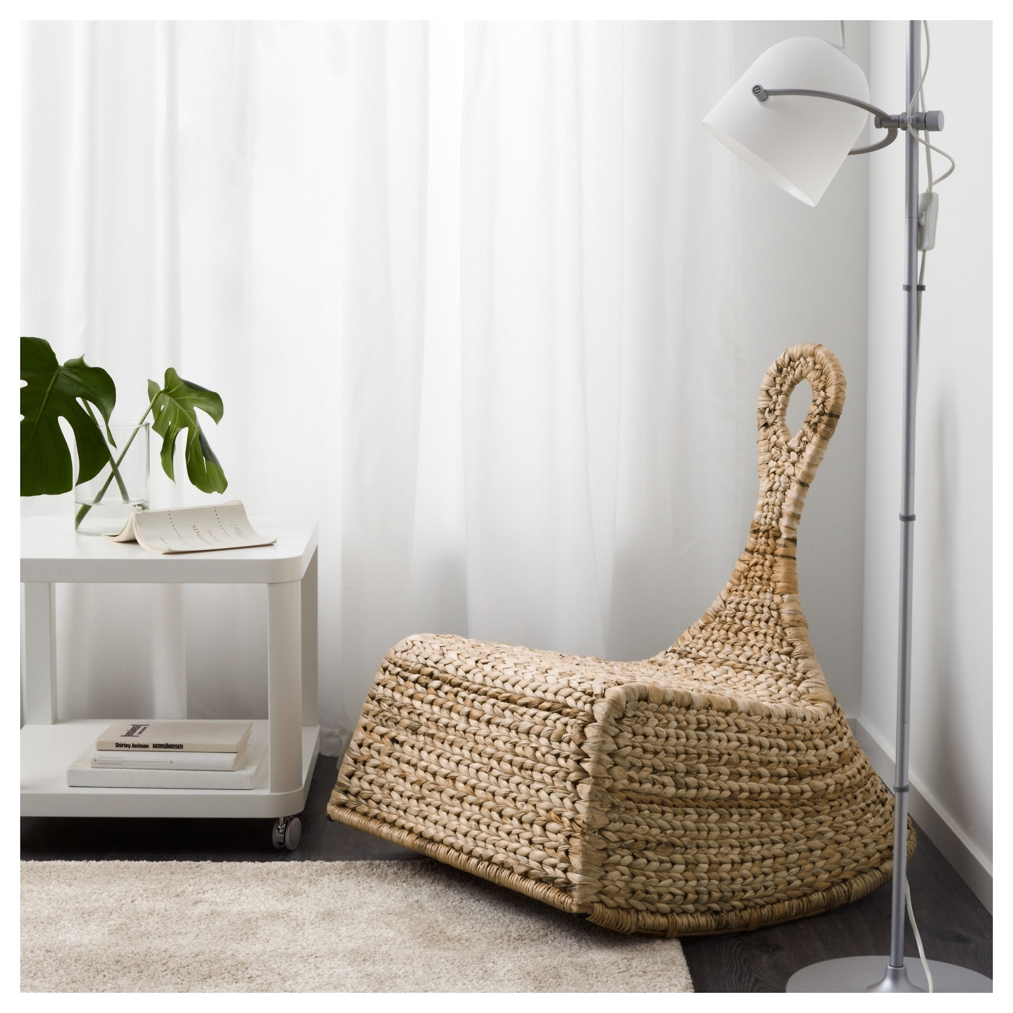 Ikea Ps Gullholmen Rocking Chair – Ikea Regarding Current Banana Leaf Chairs With Cushion (#11 of 20)