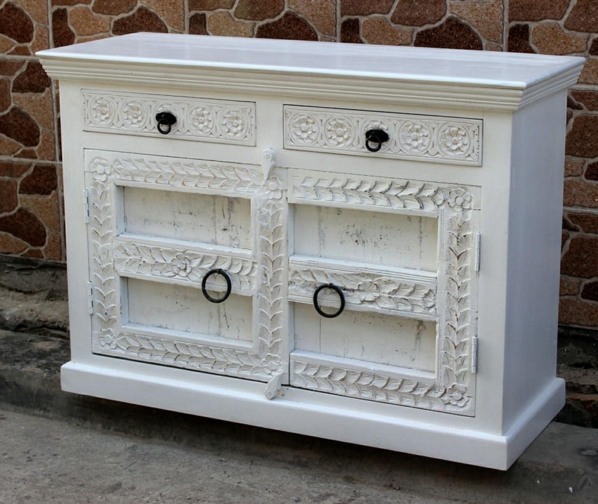 Inspiration about Indian 2Door 2Drawer Sideboard | Furniture Australia | Shikara Design Regarding Most Up To Date White Wash Carved Door Jumbo Sideboards (#12 of 20)