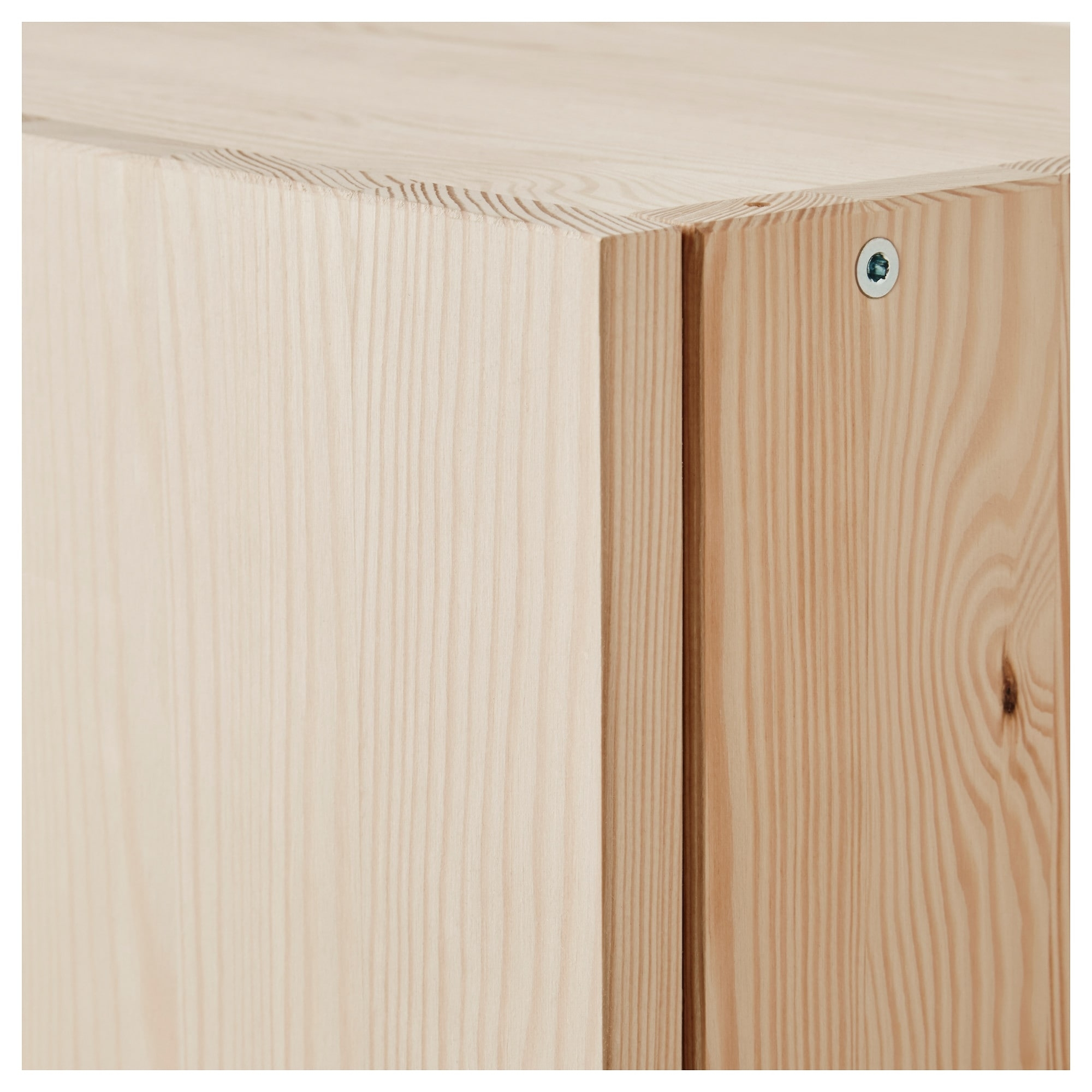 """Ivar Cabinet – 32x12x33 """" – Ikea In Newest Oil Pale Finish 4 Door Sideboards (View 4 of 20)"""