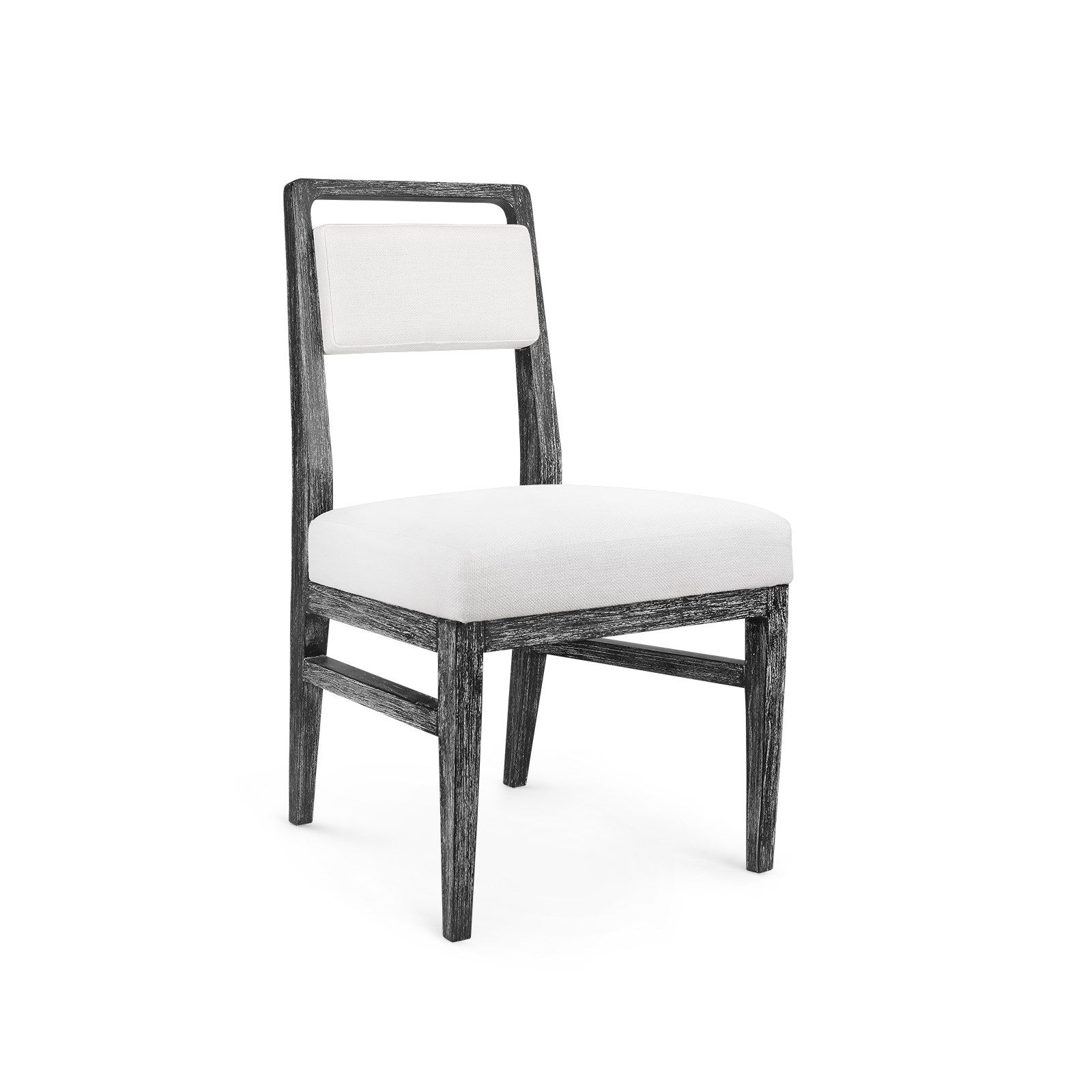 James Side Chair With Regard To Trendy Alexa White Side Chairs (#10 of 20)