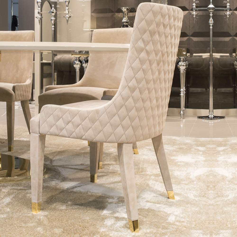 Juliettes Interiors With Regard To Recent Quilted Black Dining Chairs (View 13 of 20)