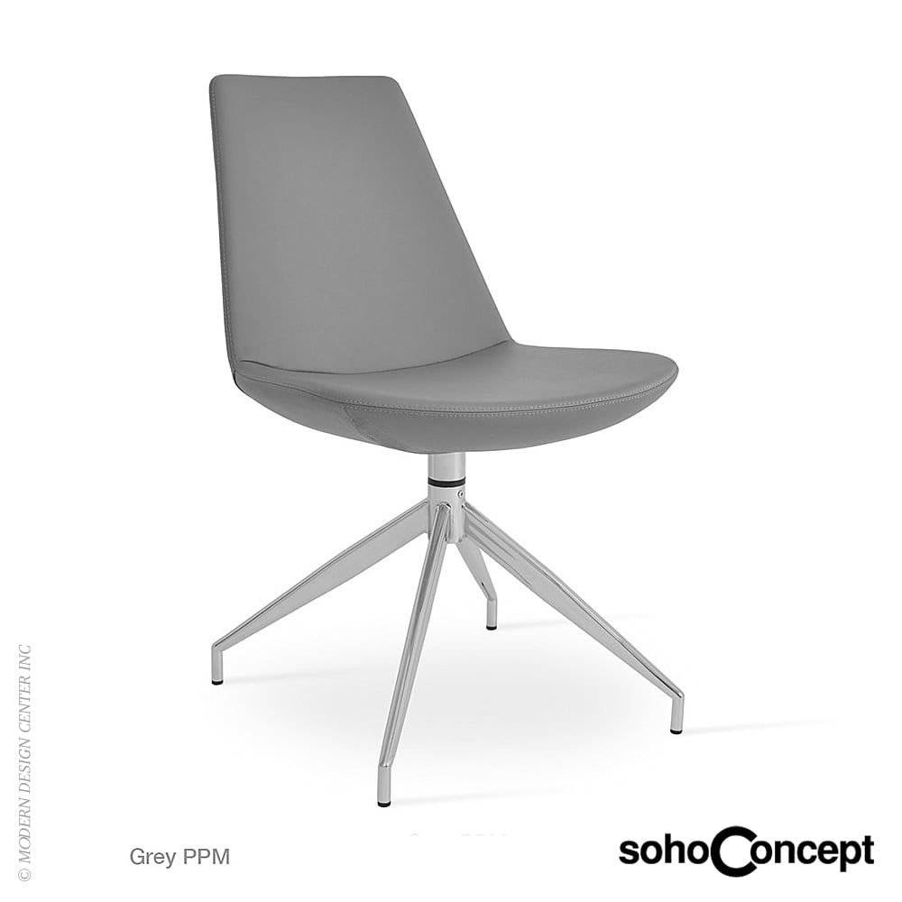 Kent Dining Chairs Regarding Famous Eiffel Spider Dining Chair Kent Genuine Leathersoho Concept (View 14 of 20)