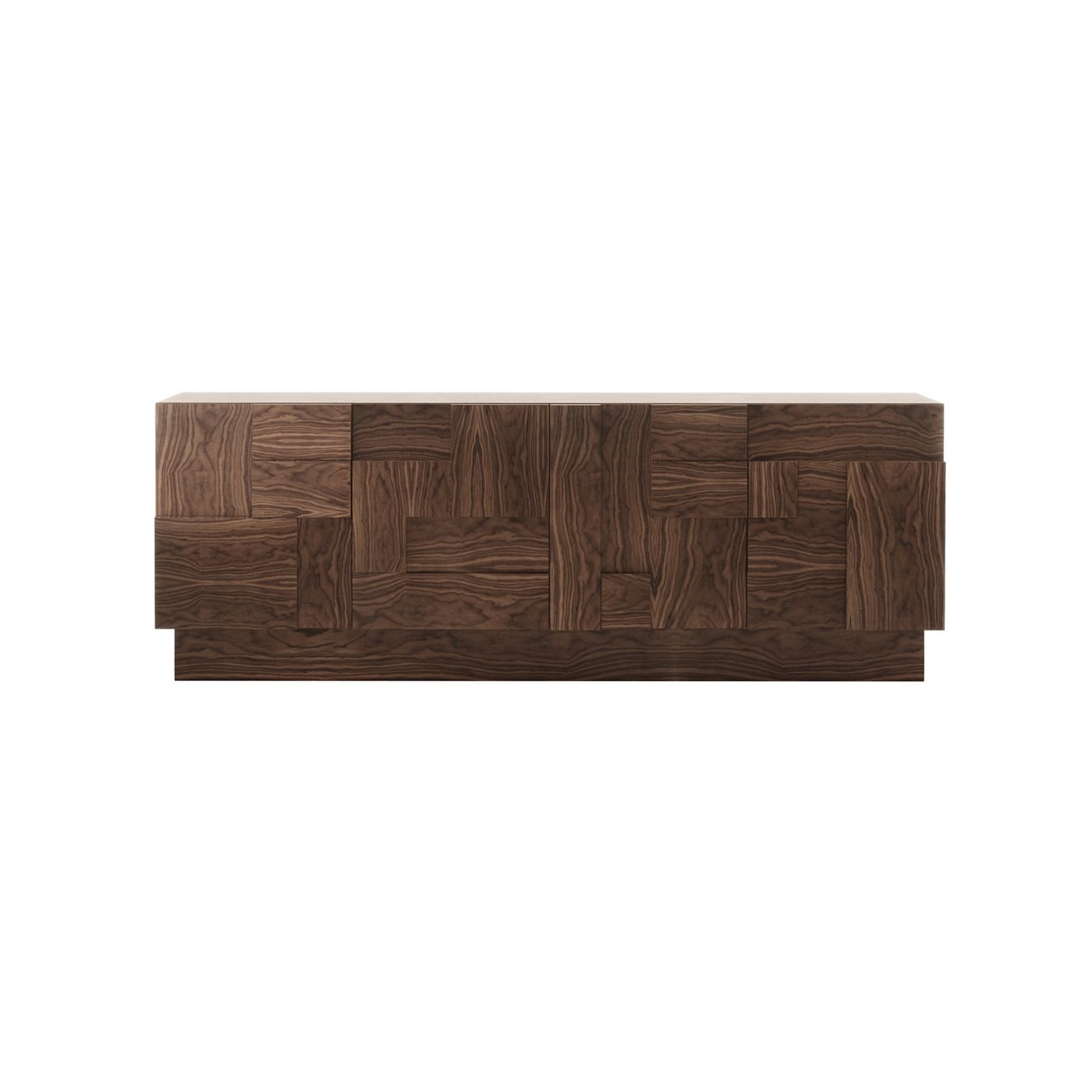 Inspiration about Laskasas | Decorar A Vida This Stunning Wooden Sideboard Has Four Intended For 2018 Ironwood 4 Door Sideboards (#6 of 20)