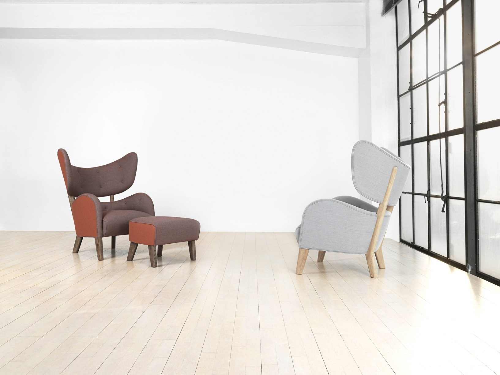 Inspiration about Lassen Side Chairs Pertaining To Newest My Own Chair Now With New Two Tone Colours (#19 of 20)