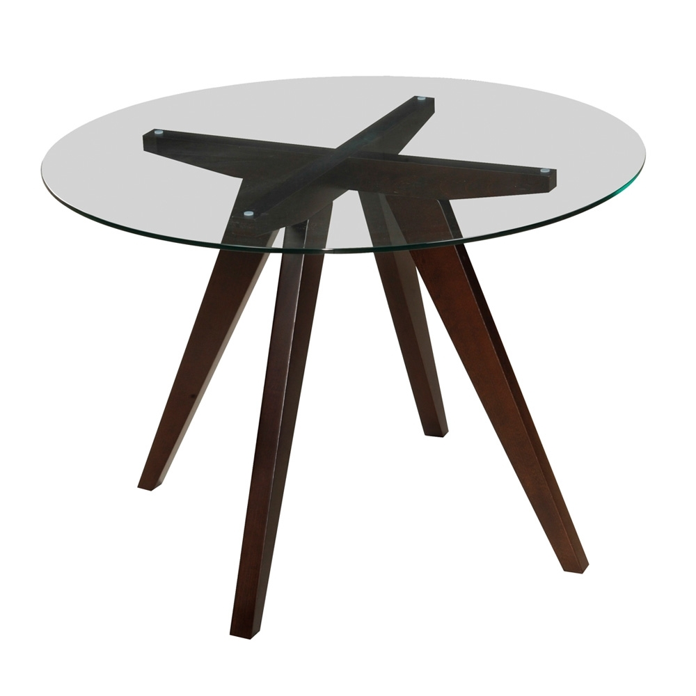 Inspiration about Latest Carly Dining Table – Xcella In Carly Side Chairs (#16 of 20)