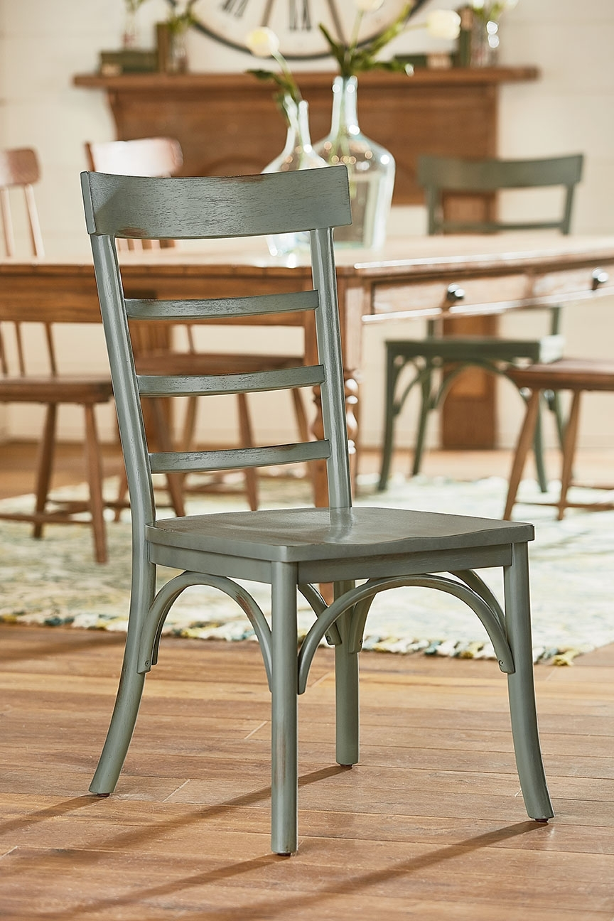 Inspiration about Latest Harper Side Chair – Magnolia Home For Magnolia Home Harper Patina Side Chairs (#5 of 20)
