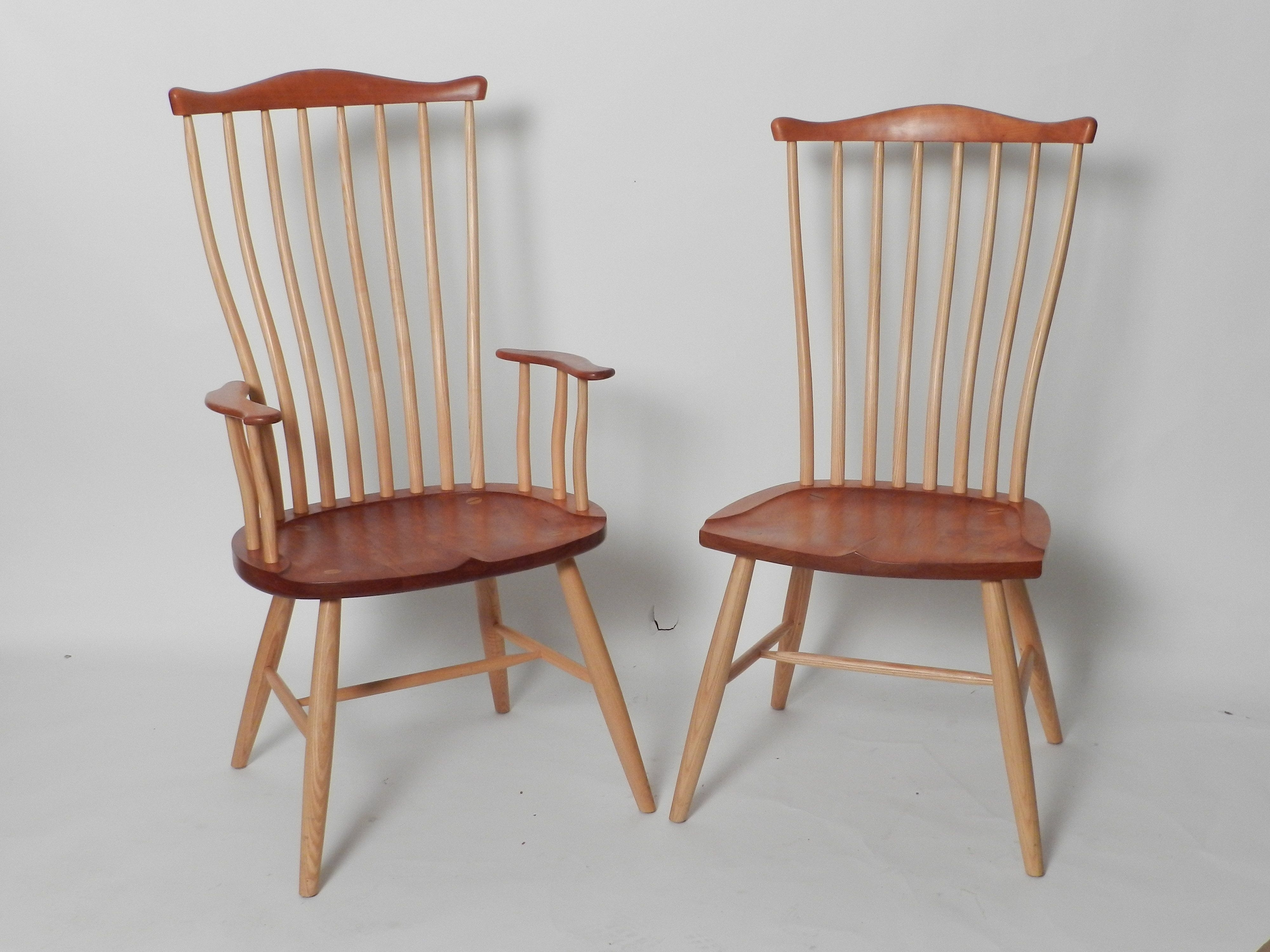 Popular Photo of Swift Side Chairs