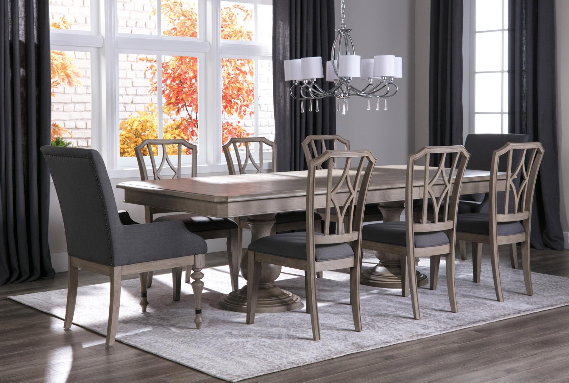 Lätt Bockbord Att Bygga, Rundstav Som Fixerar Planken, Lät Pertaining To Most Current Caira Black Upholstered Diamond Back Side Chairs (#9 of 20)