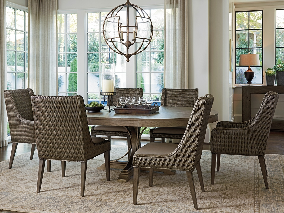 Inspiration about Lexington Home Brands Regarding Craftsman Upholstered Side Chairs (#19 of 20)