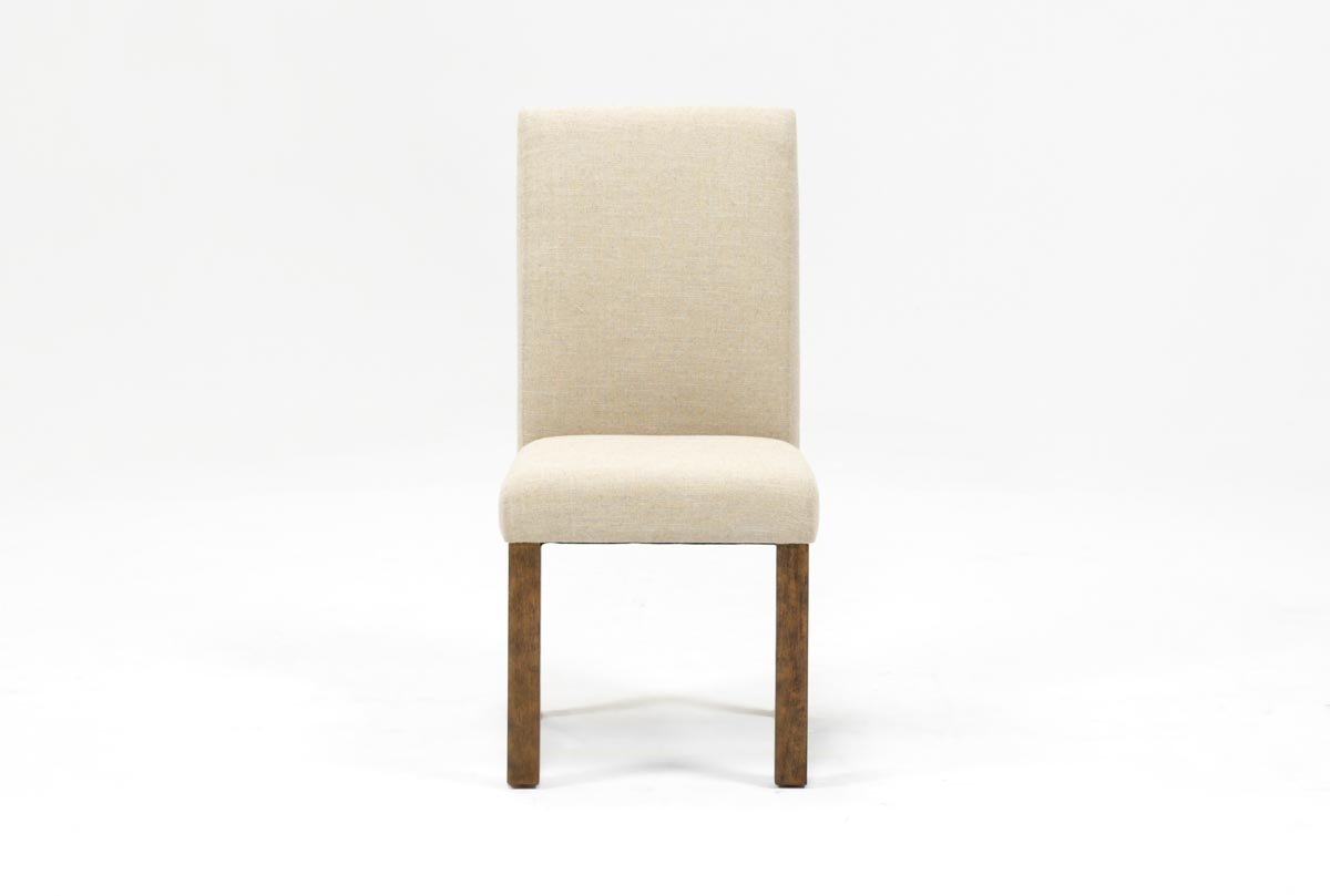 Popular Photo of Chandler Fabric Side Chairs
