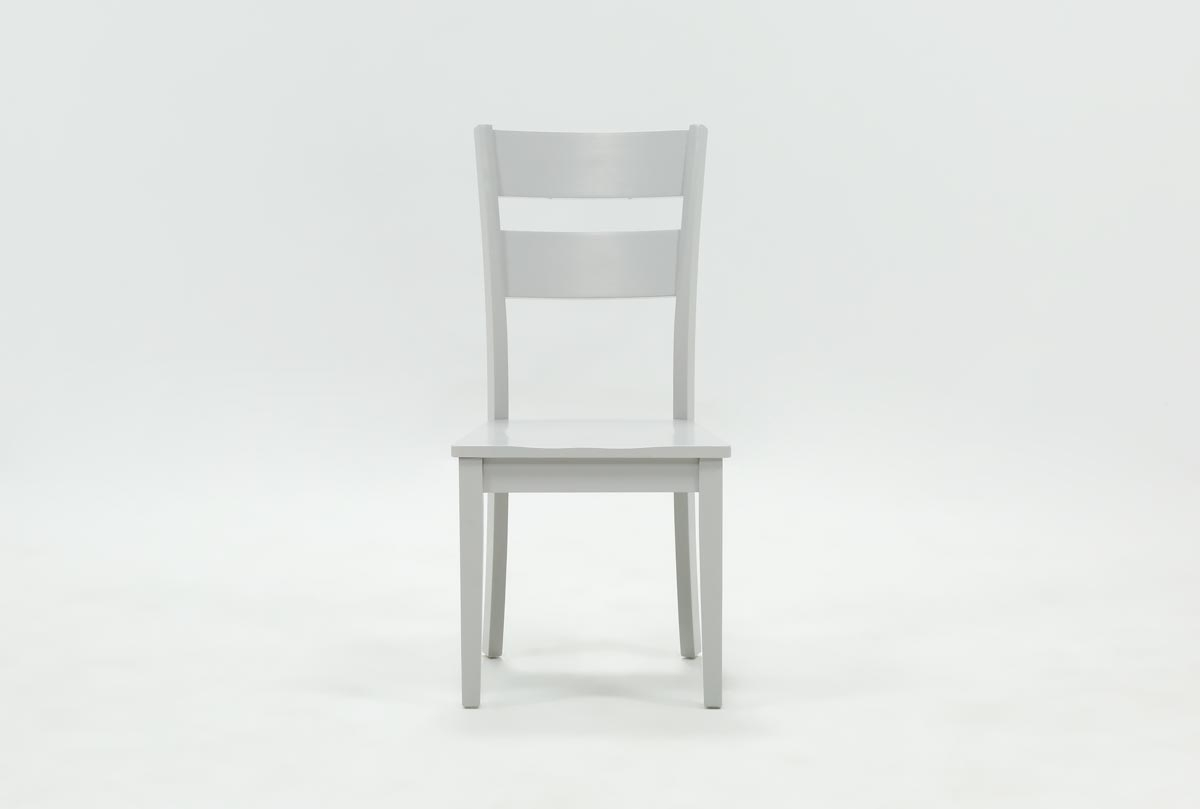 Popular Photo of Lindy Dove Grey Side Chairs