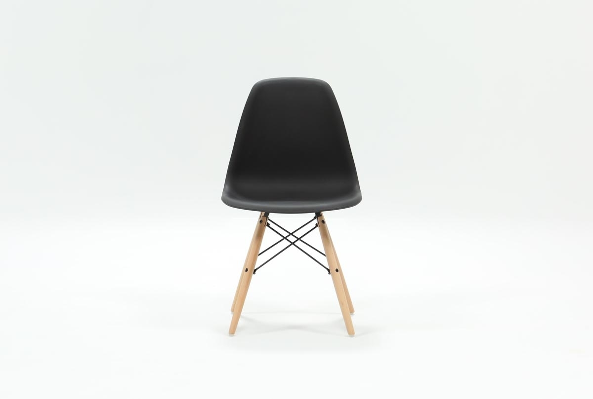 Popular Photo of Cole Ii Black Side Chairs