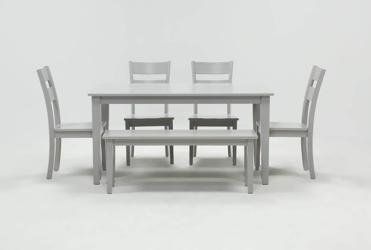 Living Spaces For Most Recently Released Lindy Dove Grey Side Chairs (View 14 of 20)