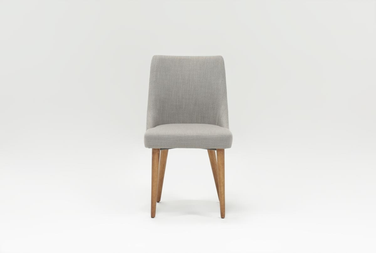 Living Spaces In Most Recently Released Moda Blue Side Chairs (View 3 of 20)