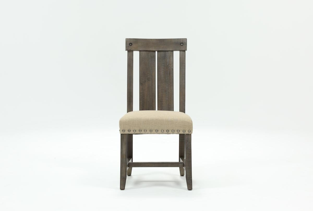 Inspiration about Living Spaces Pertaining To Newest Jaxon Wood Side Chairs (#8 of 20)