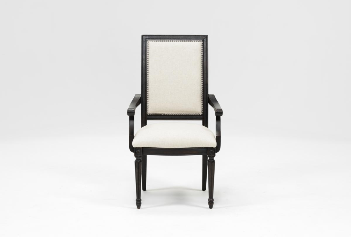 Inspiration about Living Spaces Throughout Current Chapleau Ii Arm Chairs (#1 of 20)
