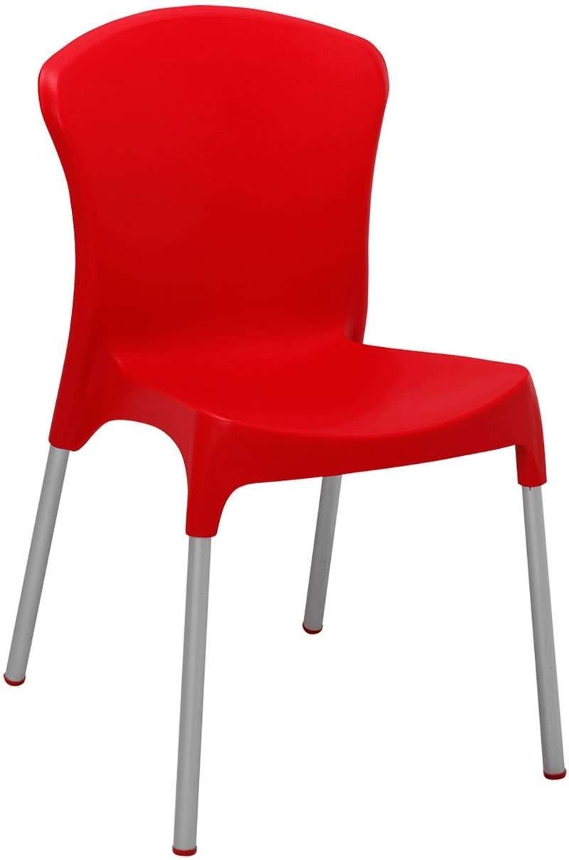 Lola Side Chairs Pertaining To Trendy Lola Aluminum Resin Side Chair – Fsa215C – Restaurant Furniture From (#8 of 20)