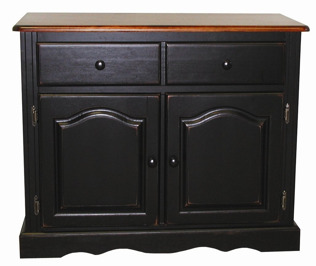 Inspiration about Loon Peak Lockwood Server & Reviews | Wayfair For Newest Lockwood Sideboards (#4 of 20)