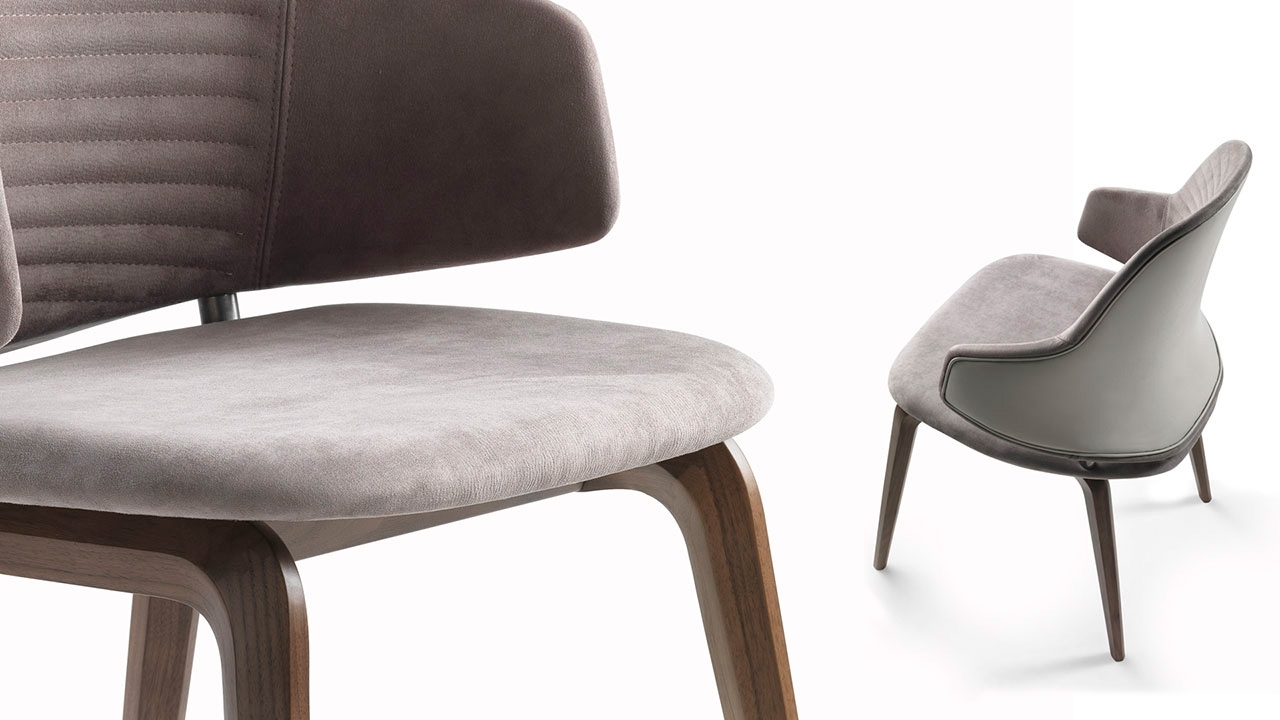Inspiration about Luxury Italian Designer Vela Chair – Italian Designer & Luxury Intended For Newest Vela Side Chairs (#18 of 20)