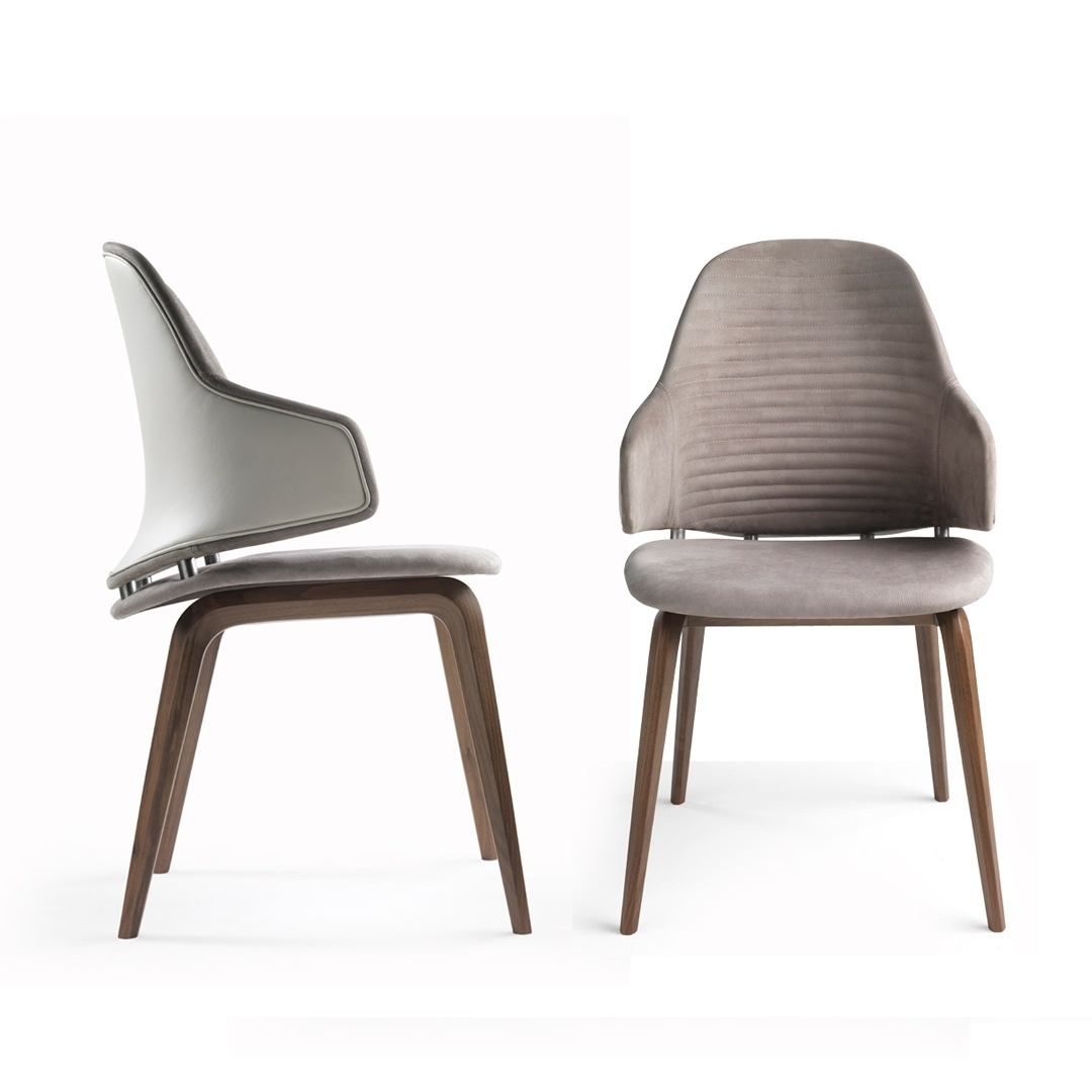 Inspiration about Luxury Italian Designer Vela Chair – Italian Designer & Luxury Pertaining To Most Recent Vela Side Chairs (#8 of 20)