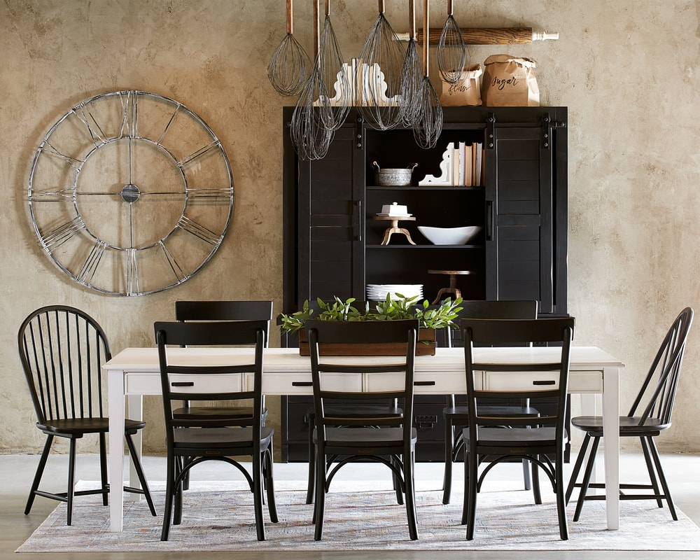 Magnolia Home Dining – Sigman Mills Furniture Intended For Fashionable Magnolia Home Harper Chimney Side Chairs (#7 of 20)