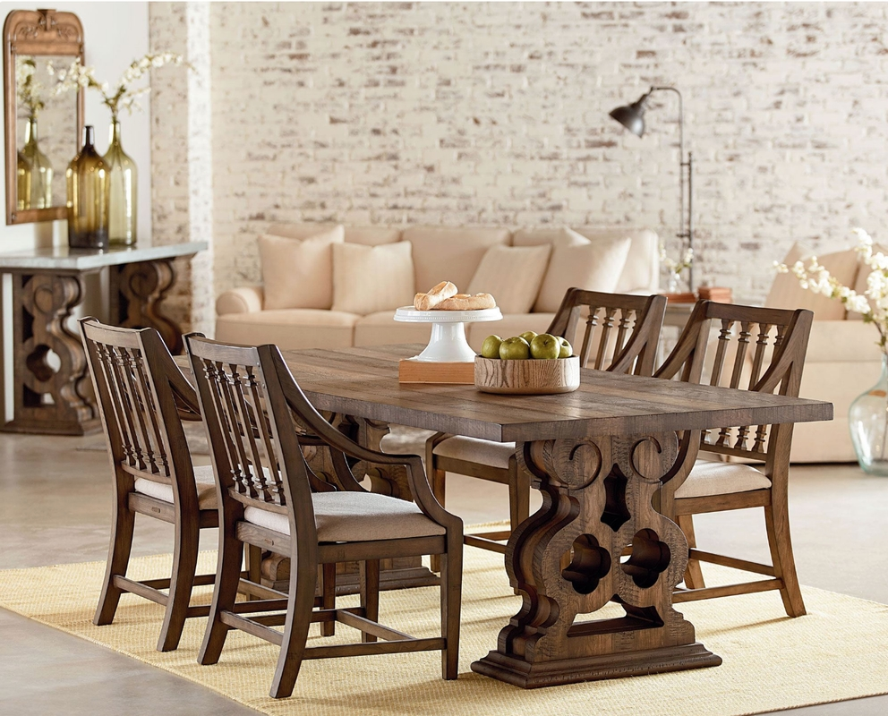 Inspiration about Magnolia Home Dining – Sigman Mills Furniture Throughout Favorite Magnolia Home Harper Patina Side Chairs (#20 of 20)