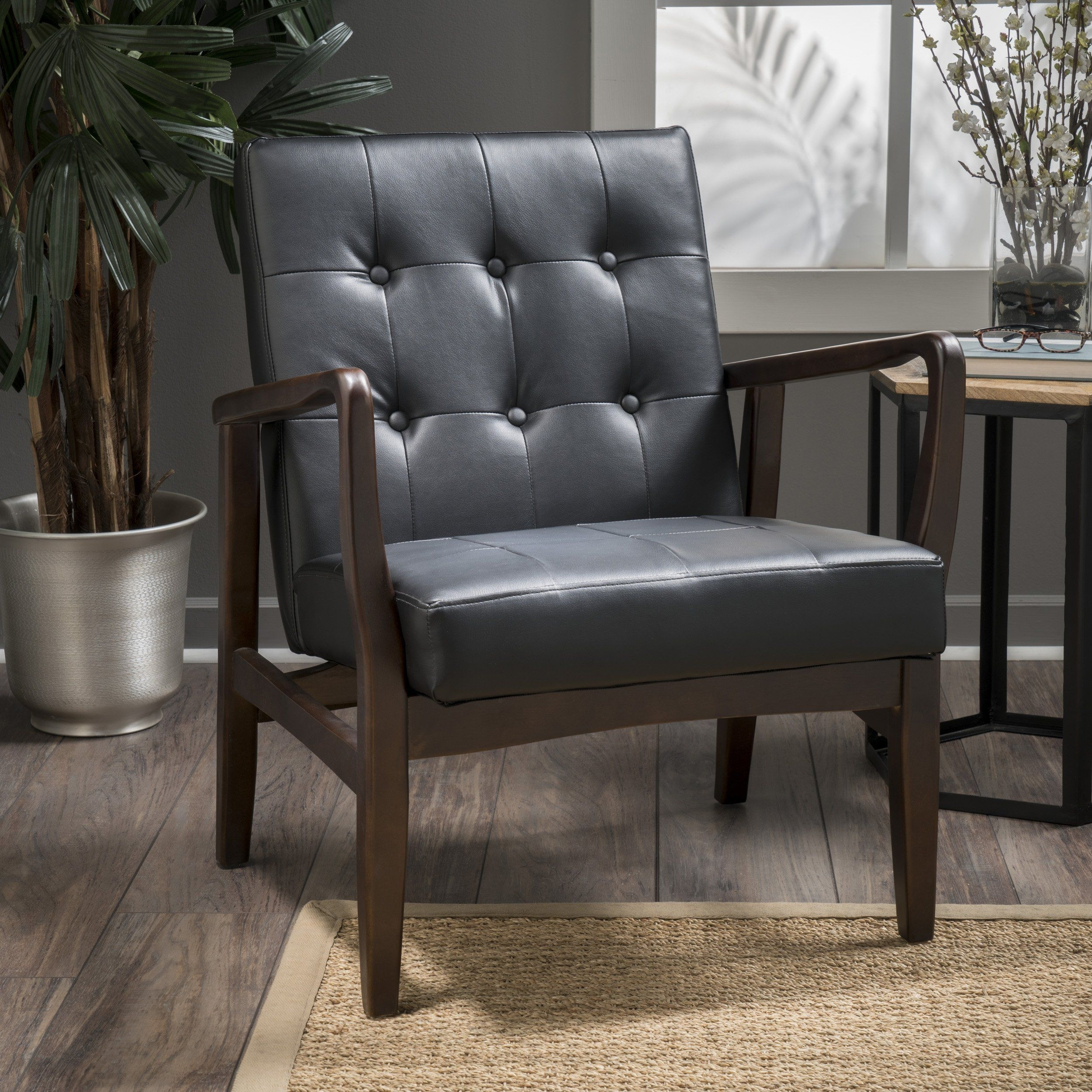 Inspiration about Magnolia Home Emery Ivory Burlap Side Chairs Pertaining To Well Known Magnolia Home Fog Bloom Chair (#18 of 20)