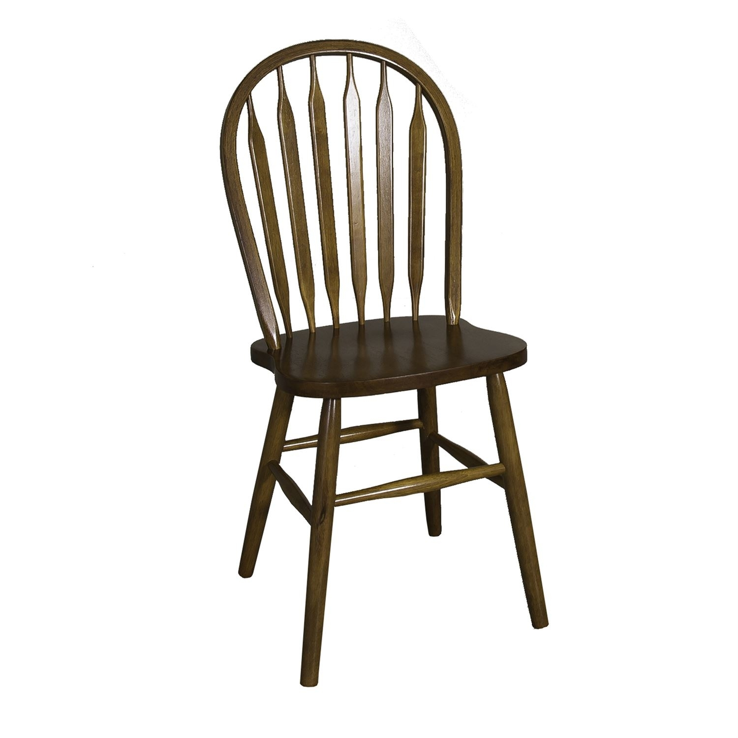 Inspiration about Magnolia Home Hamilton Saddle Side Chairs Throughout Popular Liberty (#19 of 20)