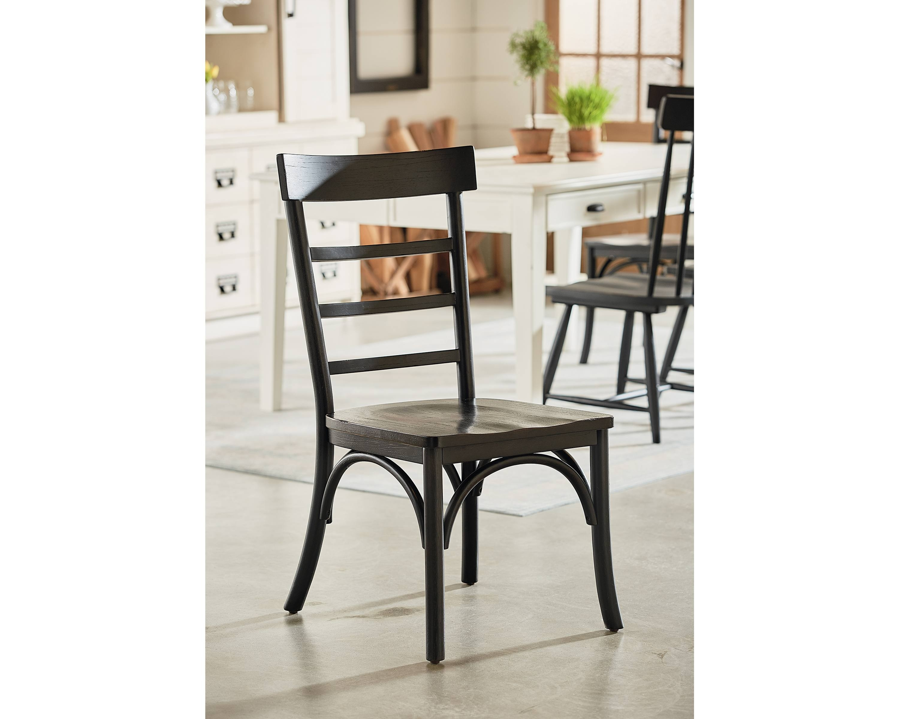 Popular Photo of Magnolia Home Harper Chimney Side Chairs