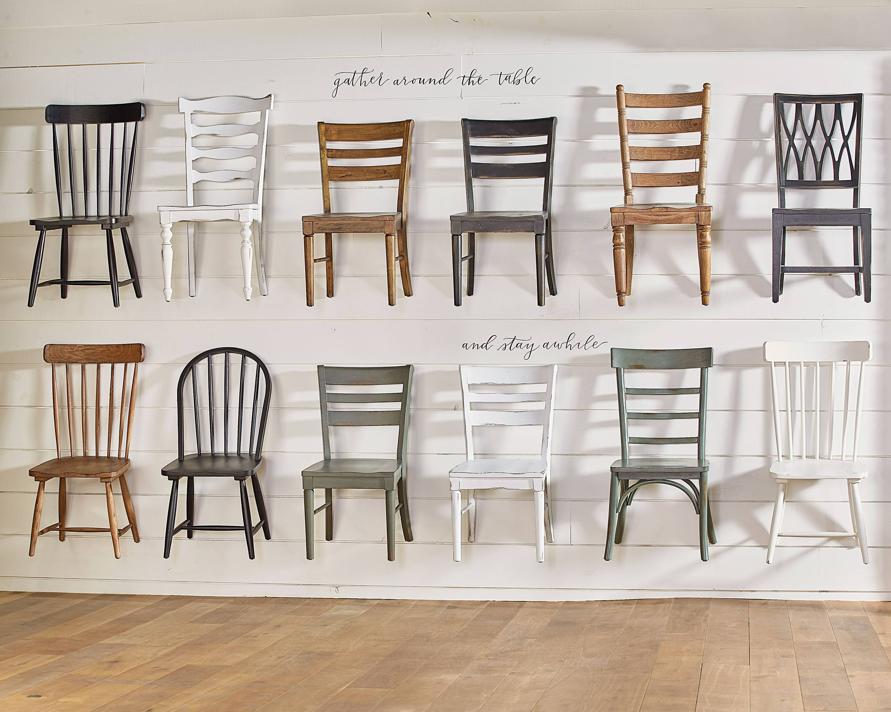 Magnolia Home Kempton Bench Side Chairs Throughout Best And Newest Dining Chair Wall – Magnolia Home (View 7 of 20)