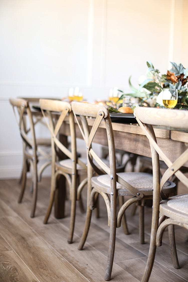 Market Host Chairs For Fashionable Dining Room Updates For Easy Holiday Hosting – Danggle Markets (#6 of 20)