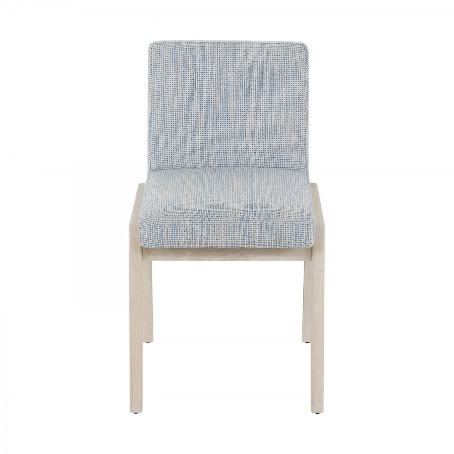 Inspiration about Market Side Chairs For Well Liked Decor Market – Phoenix Blue/white Side Chairs (Set) (#5 of 20)