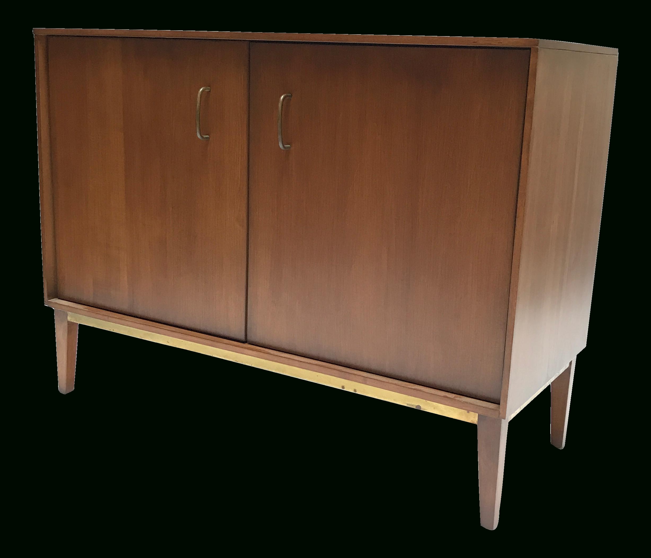 Inspiration about Milo Baughman Buffet Cabinet | Buffet Cabinet, Buffet And Brass Handles With Most Popular Amos Buffet Sideboards (#15 of 20)