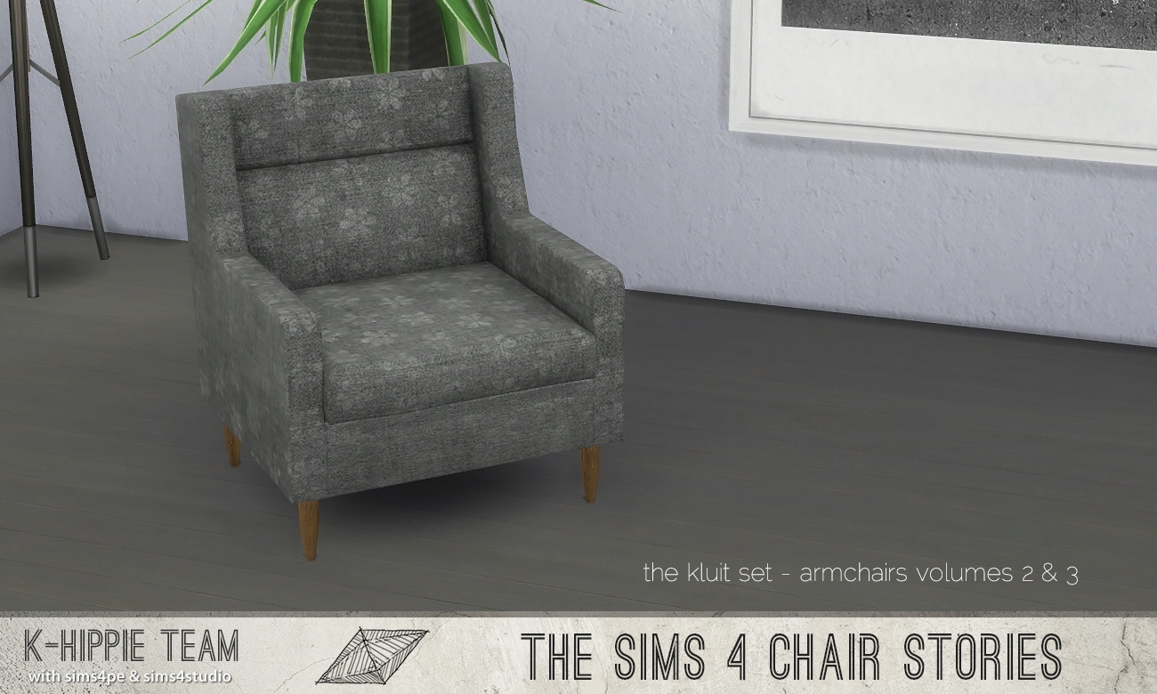 Inspiration about Mod Ii Arm Chairs In Most Up To Date Mod The Sims – K Kluit – 7 Armchairs – Set 2 & 3 (#19 of 20)