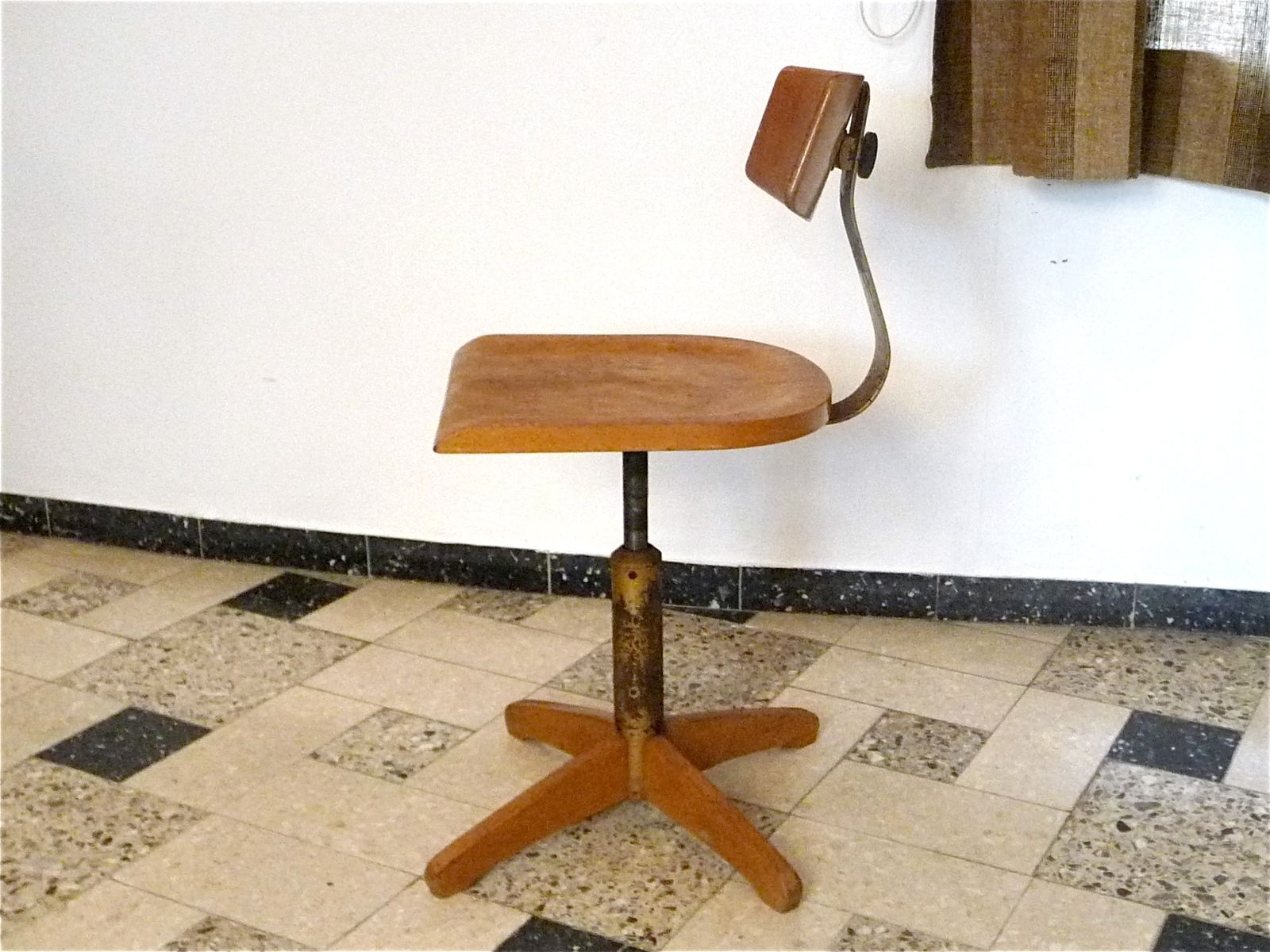 Inspiration about Model 350 Industrial Chairama Elastic, 1950S For Sale At Pamono For Most Popular Amos Side Chairs (#8 of 20)