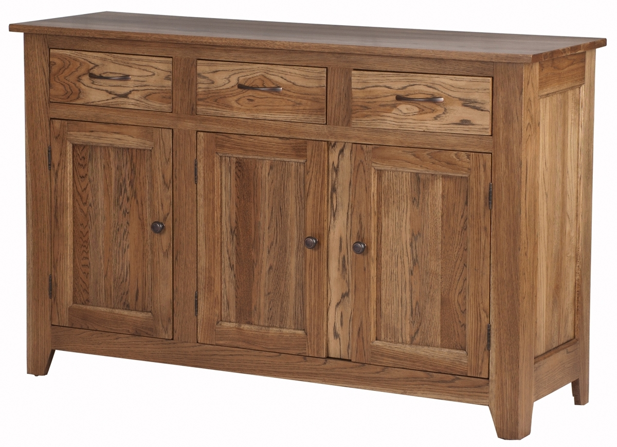 Inspiration about Modern Shaker Buffets | Buffet In The Modern Shaker Style Inside 2018 Calhoun Sideboards (#16 of 20)