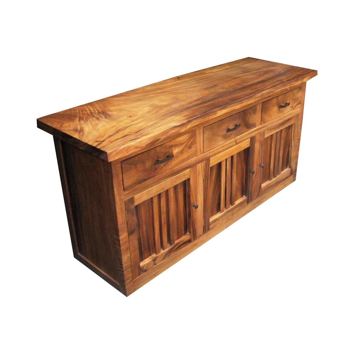 Inspiration about Monsoon Wood   Dining Buffet At Elementfinefurniture Hand Made For Current Natural Oak Wood 78 Inch Sideboards (#15 of 20)