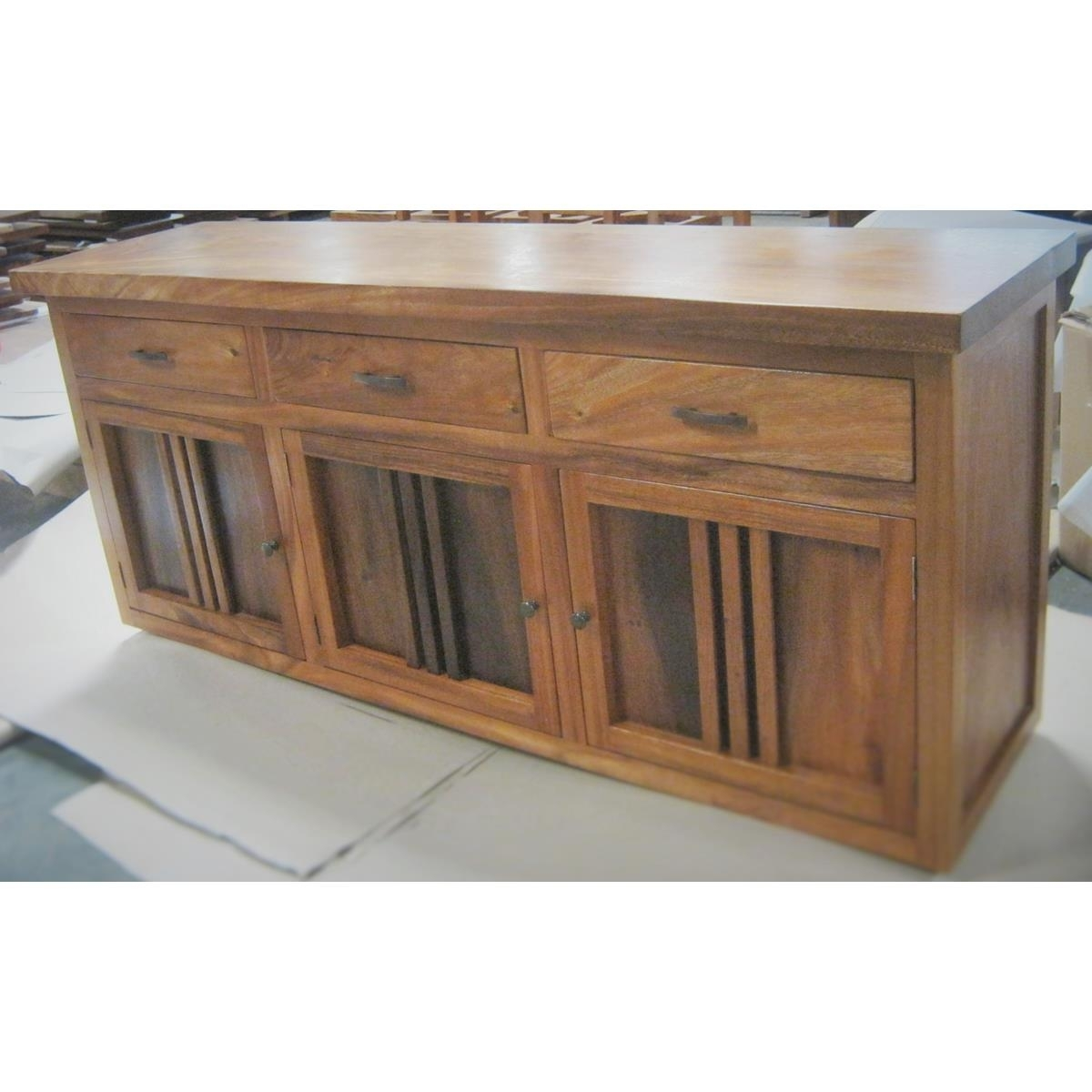 Inspiration about Monsoon Wood   Dining Buffet At Elementfinefurniture Hand Made In Most Up To Date Natural Oak Wood 78 Inch Sideboards (#7 of 20)