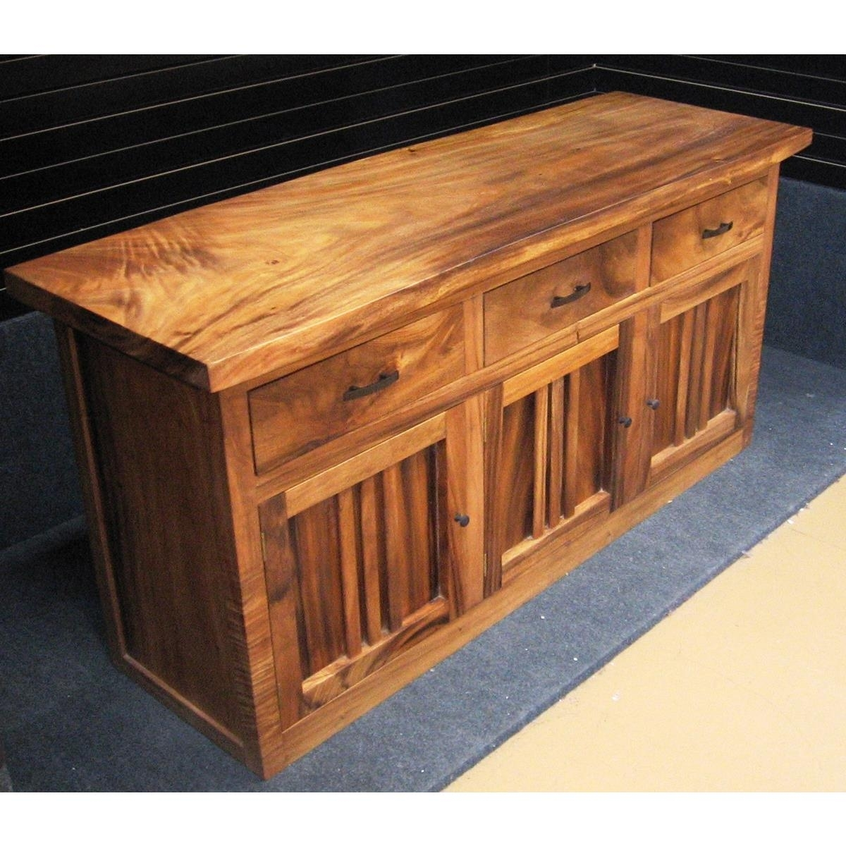 Inspiration about Monsoon Wood   Dining Buffet At Elementfinefurniture Hand Made Intended For 2017 Natural Oak Wood 78 Inch Sideboards (#19 of 20)