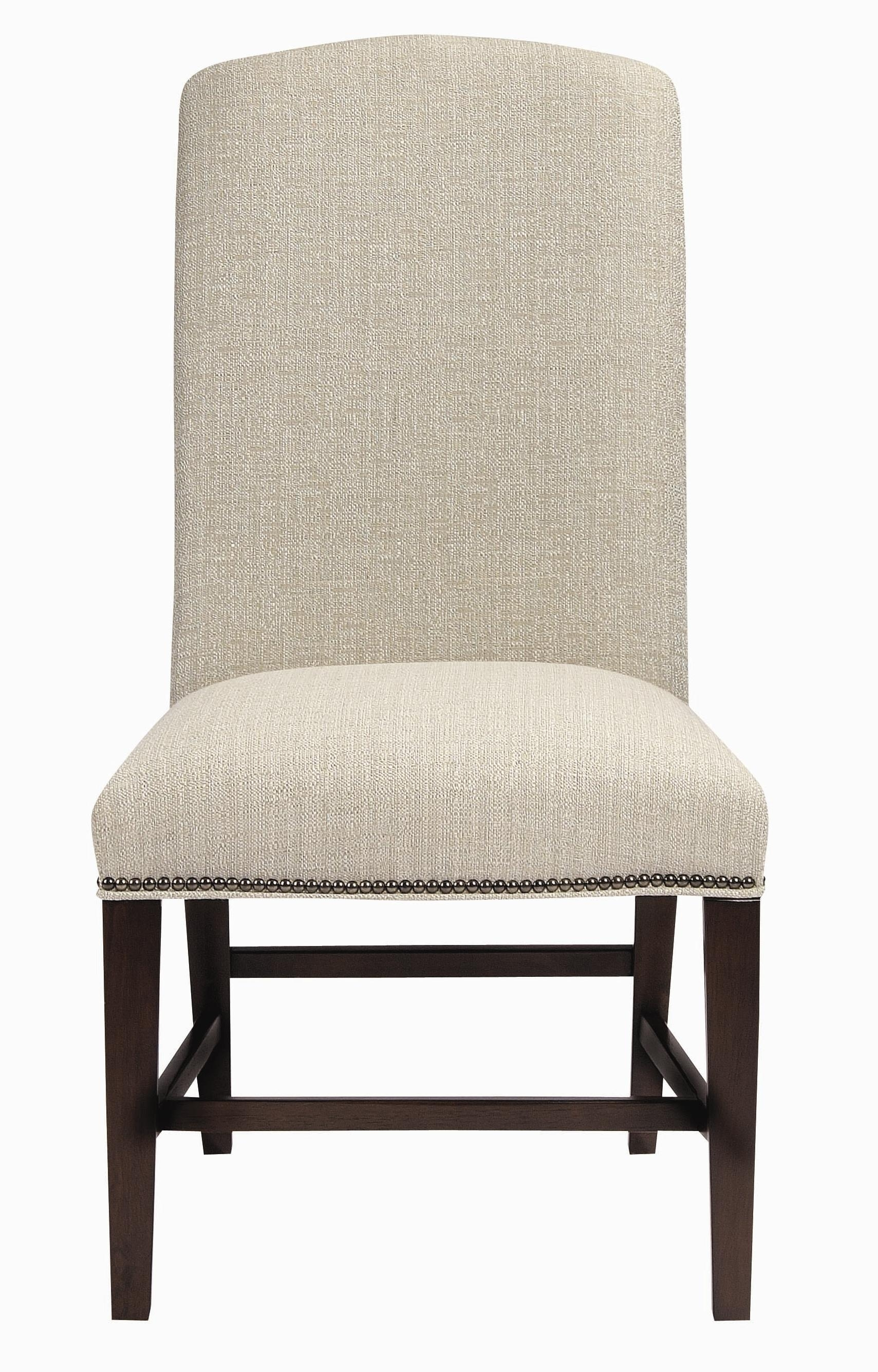 Most Current Jaxon Wood Side Chairs In Bernhardt Interiors – Chairs Hadden Exposed Wood Side Chair (View 16 of 20)